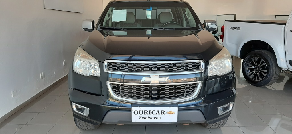 GENERAL MOTORS S10 LT FLEX CD 2.4 2013