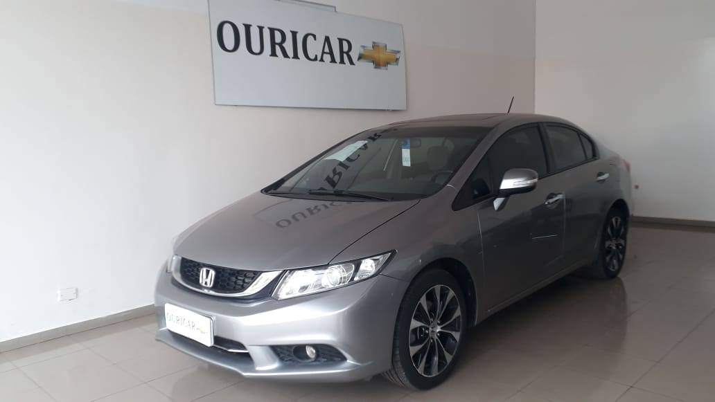 HONDA CIVIC EXR 2.0 2016