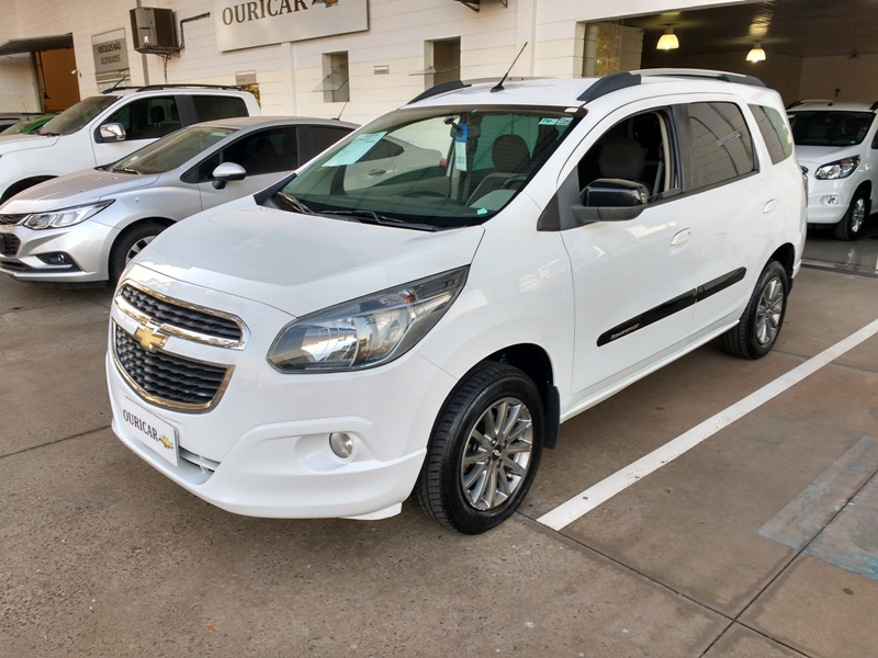 CHEVROLET SPIN ADVANTAGE LT 1.8 2015