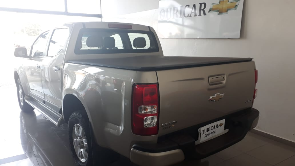 GENERAL MOTORS S10 LT CD 4X2 2.8 2013