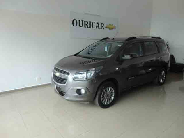 CHEVROLET SPIN ADVANTAGE LT 1.8 2014