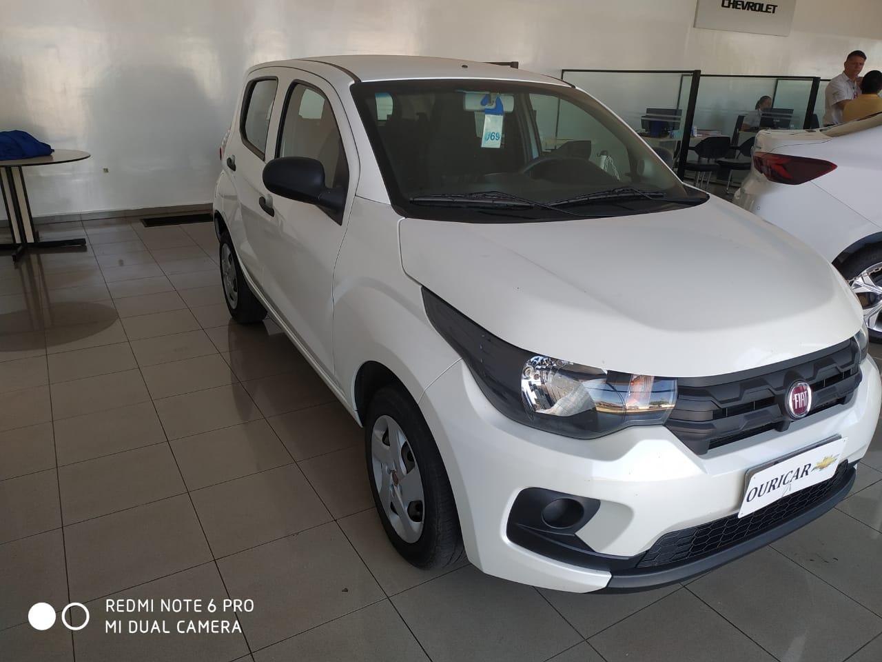 FIAT MOBI EASY ON 1.0 2017