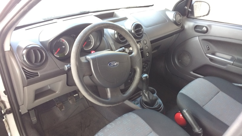 FORD FIESTA FLEX 1.0 2014