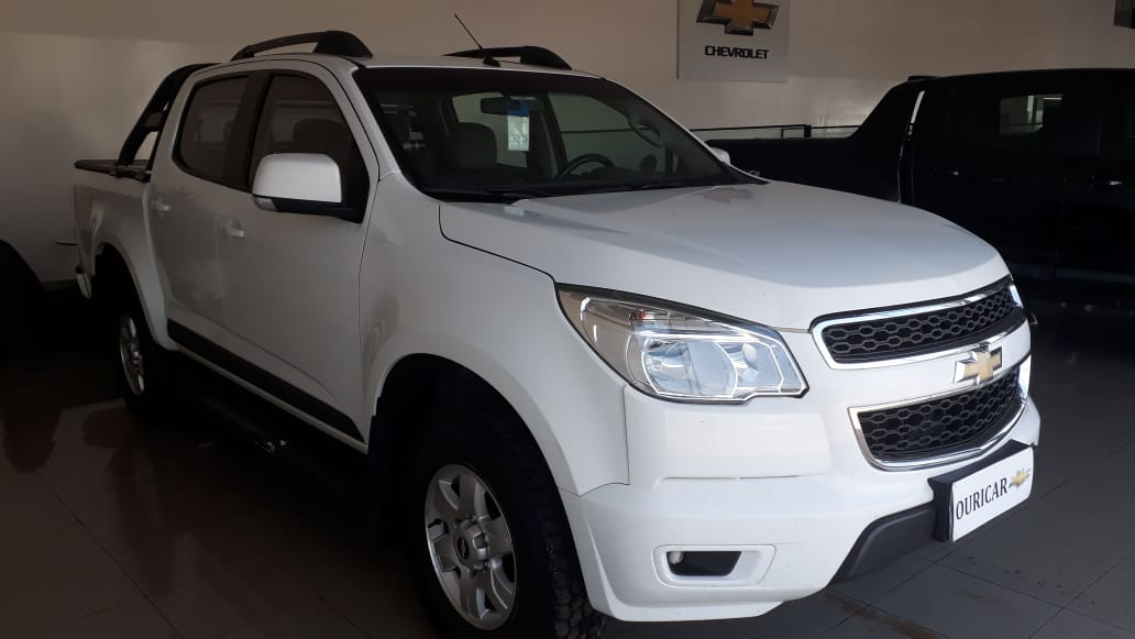 GENERAL MOTORS S10 LT FLEX CD 2.4 2014