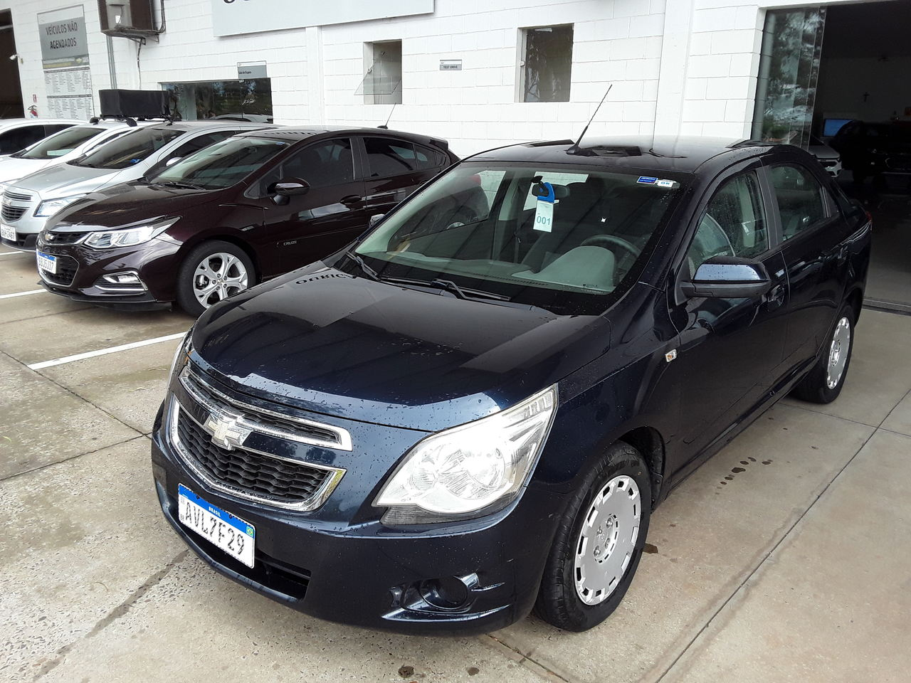 GENERAL MOTORS COBALT LT 1.4 2012