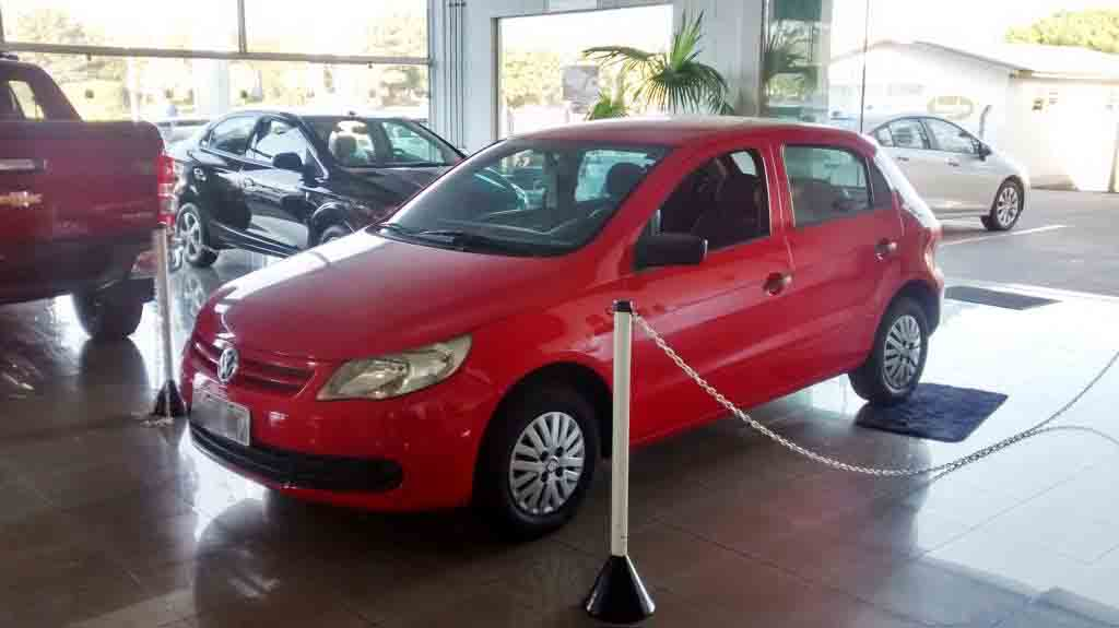 ASIA MOTORS GOL CITY GB 1.0 2010