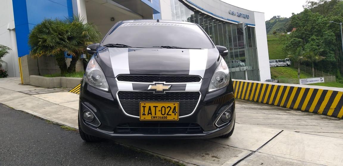 2015 CHEVROLET SPARK GT PASAJEROS 1.2L