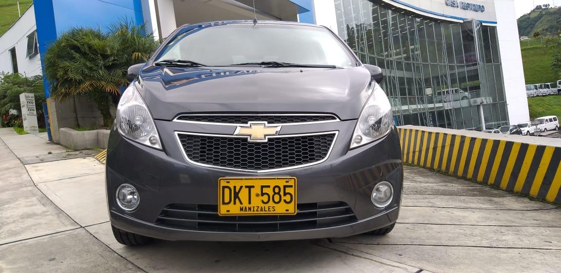 2013 CHEVROLET SPARK GT PASAJEROS 1.2L
