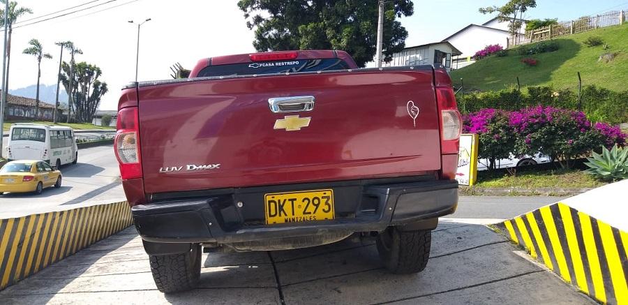2013 CHEVROLET D MAX PASAJEROS 3.0L