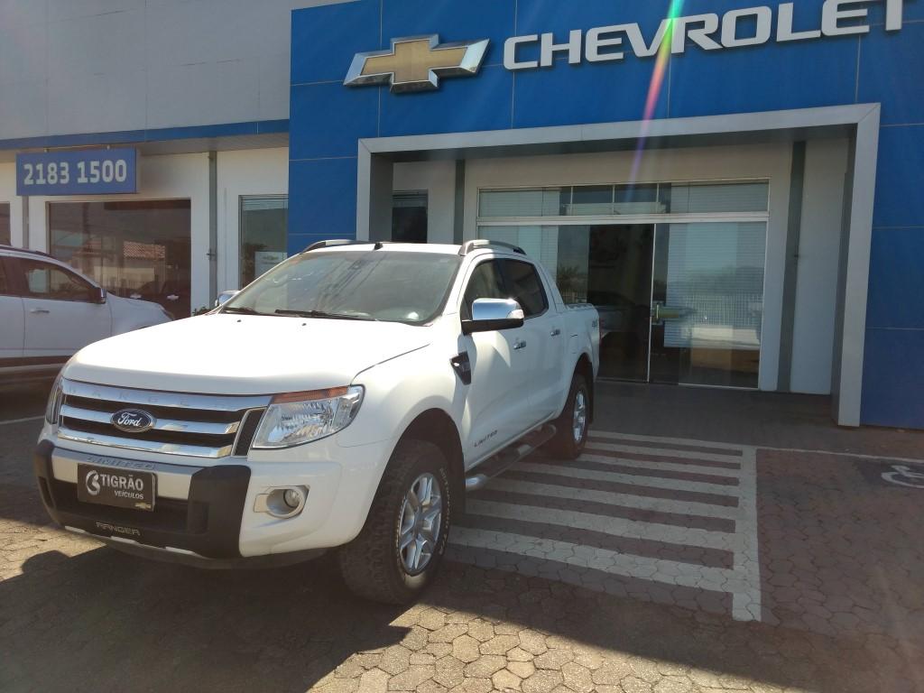 Ford Ranger Limited 3.2 2016