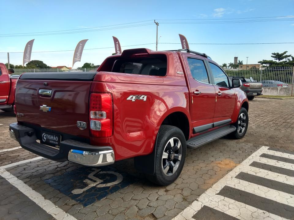 Chevrolet S10 HC CD 4X4 AUT 2.8 2016