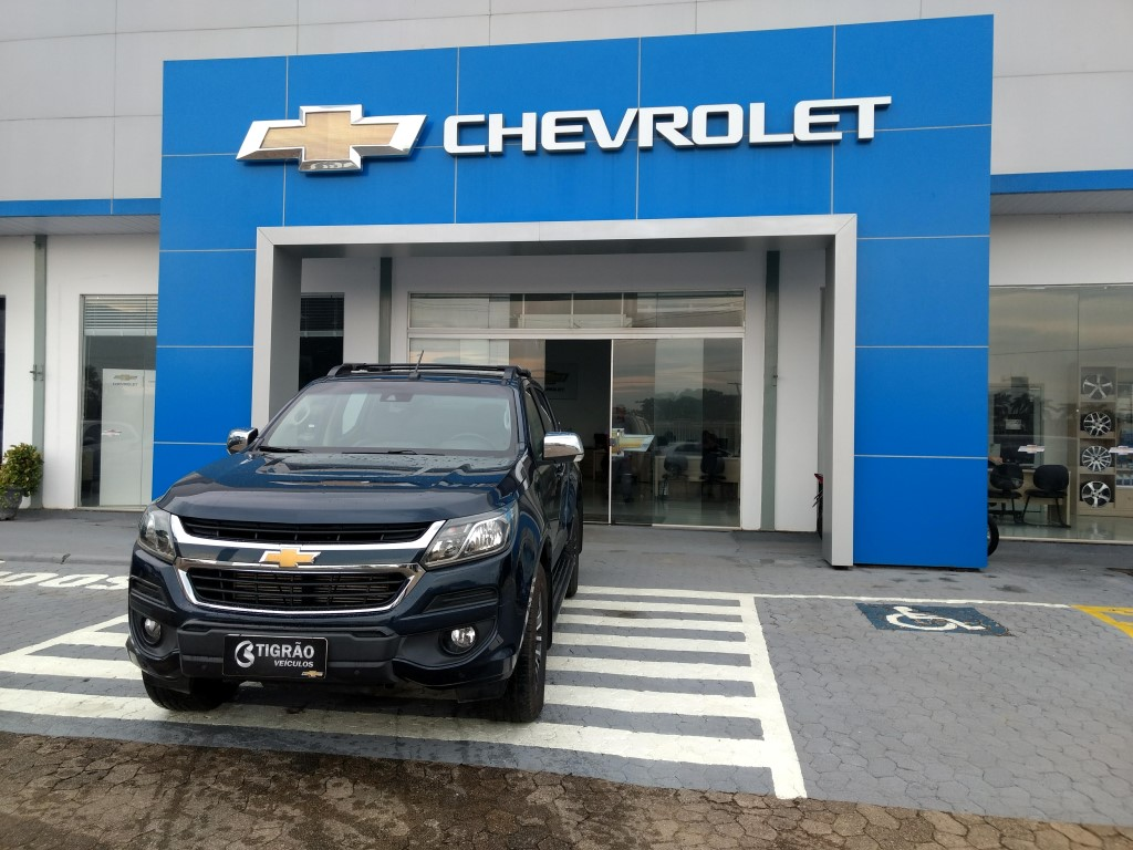 Chevrolet S10 HC 4X4 AT 2.8 2017