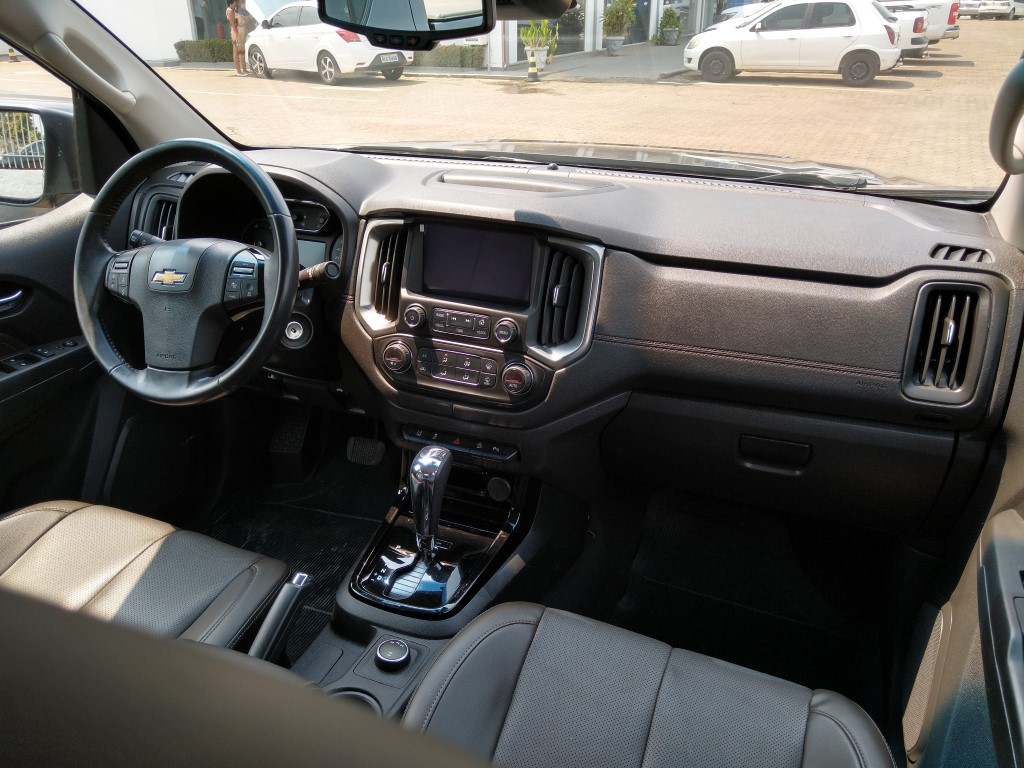 Chevrolet S10 HC 4X4 2.8 2017