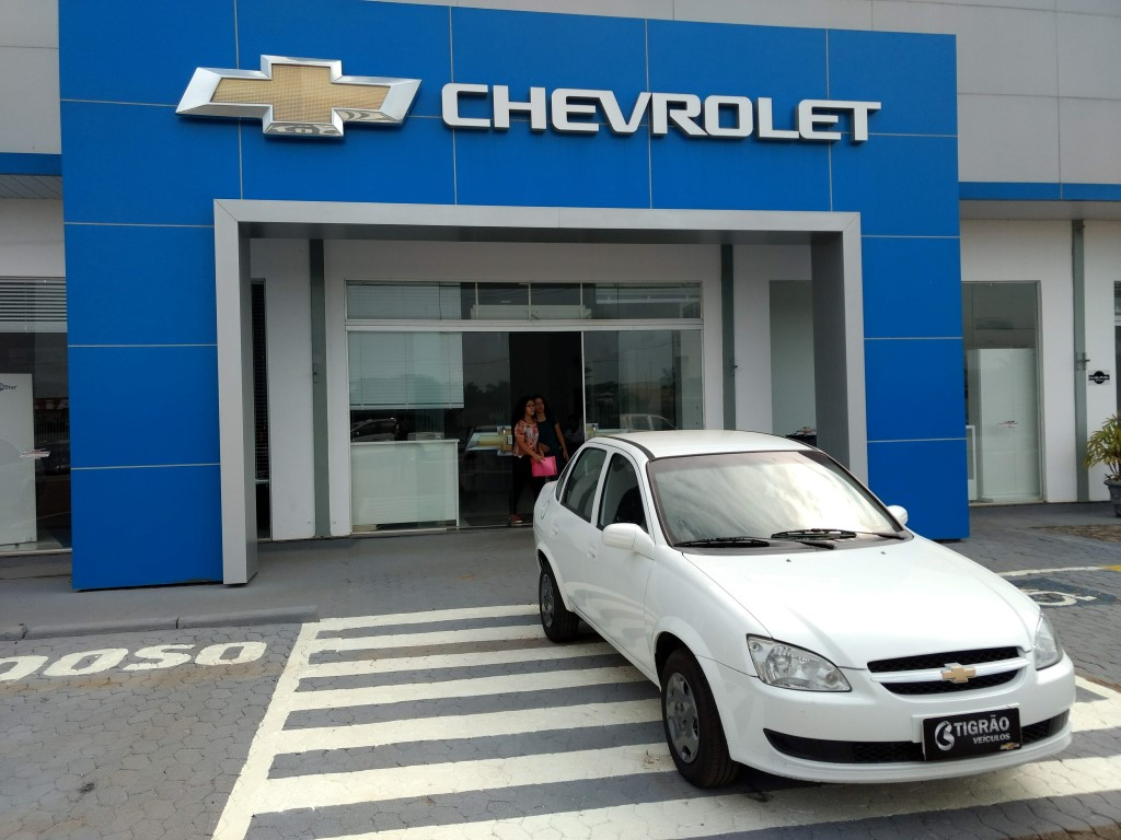 Chevrolet CLASSIC PDA 1.0 2016