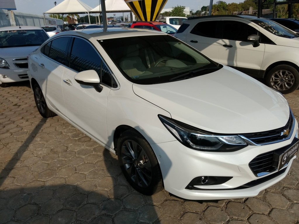 Chevrolet CRUZE LTZ II 1.4 2017