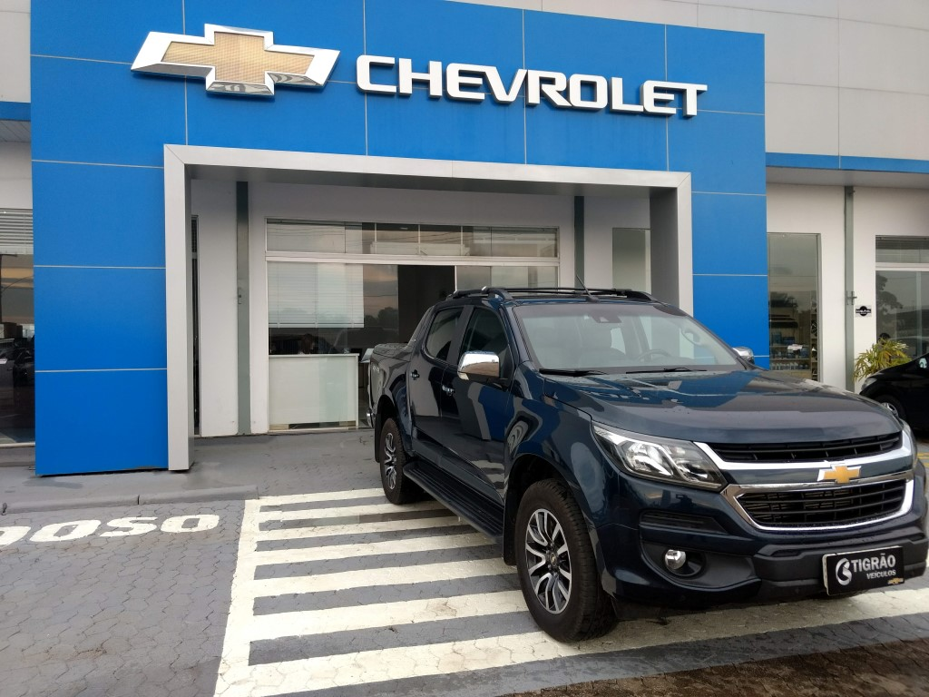 Chevrolet S10 HC 4X4 AT 2.8 2017