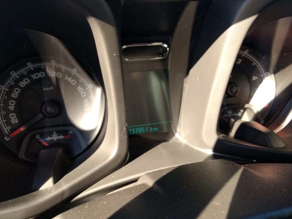 Chevrolet TRAILBLAZER LTZ 2.8 2015