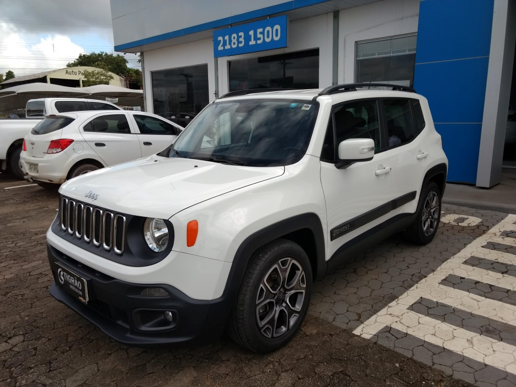 JEEP Renegade Longitude 1.8 2016