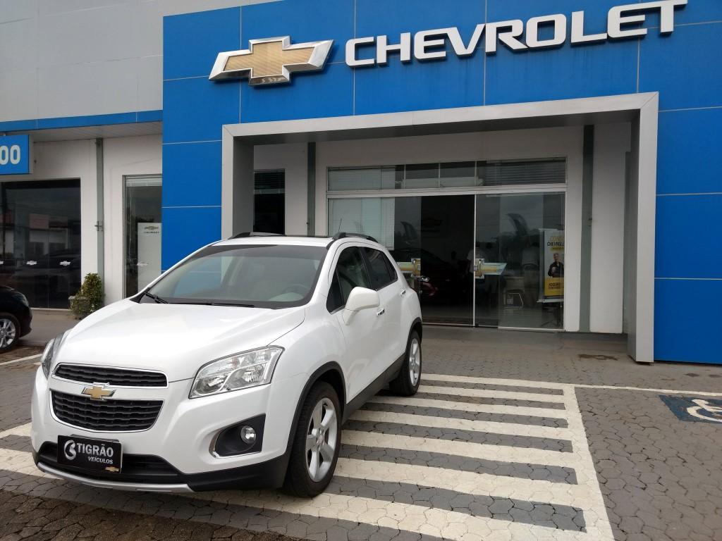 Chevrolet TRACKER LTZ 1.8 2015