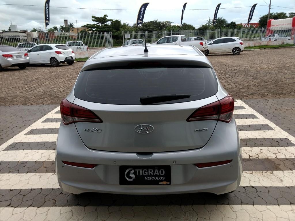 Hyundai HB20 PREM 1.6 2017