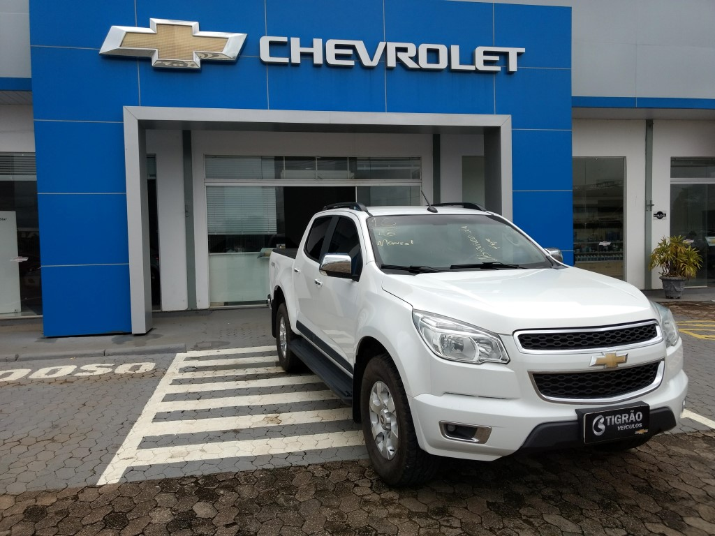 Chevrolet S10 LTZ 2.5 2016
