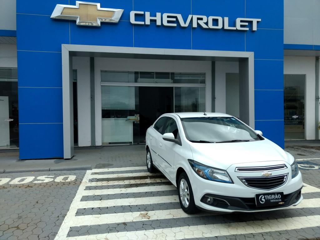 Chevrolet Prisma LTZ 1.4 2014