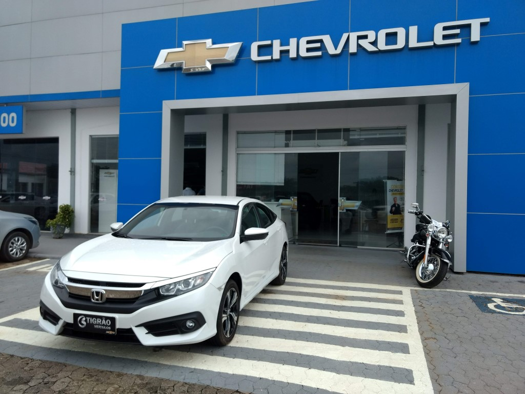Honda CIVIC ELX AT 2.0 2016