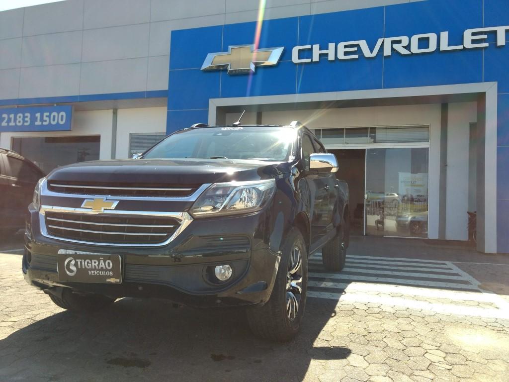 Chevrolet S10 LTZ CD 4X4 MAN 2.5 2017