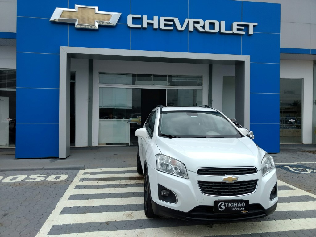 Chevrolet TRACKER LTZ AT 1.8 2015