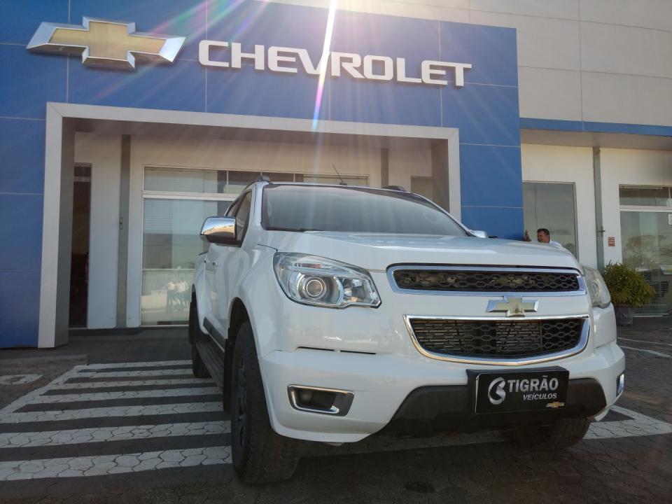 Chevrolet S10 LTZ CD 4X4 AUT 2.8 2013