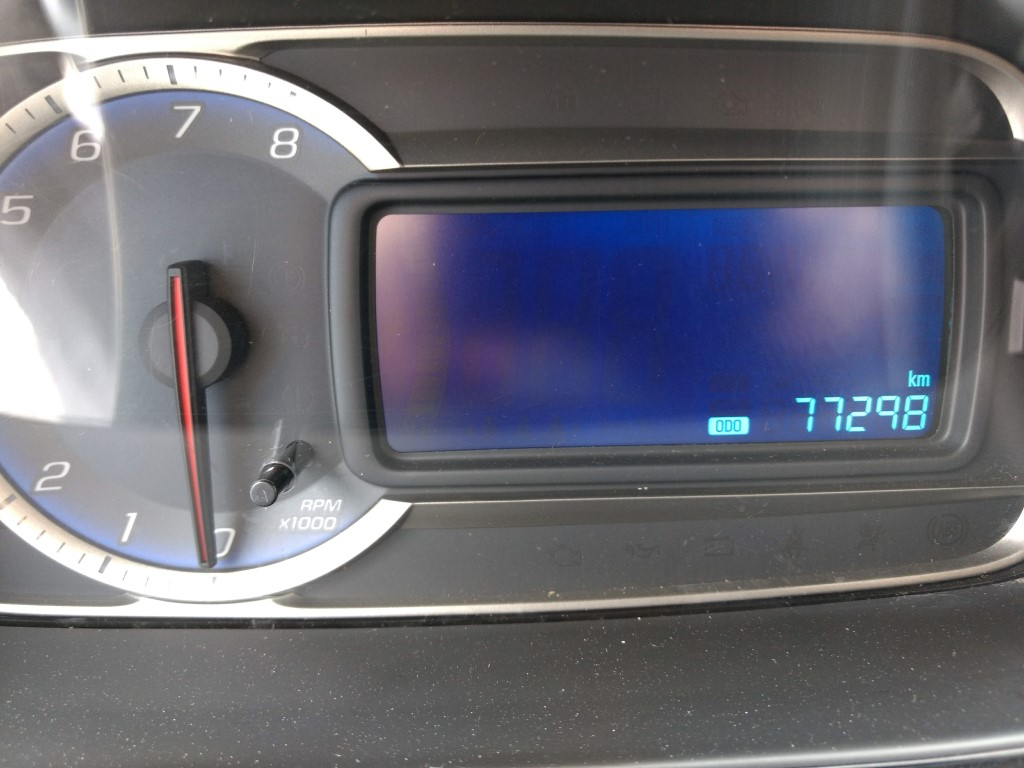 Chevrolet TRACKER LTZ AT 1.8 2015