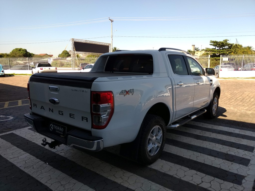 Ford Ranger Limited 3.2 2016