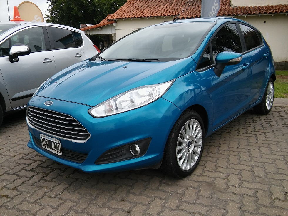 2015 FORD FIESTA KD SE PLUS 1.6