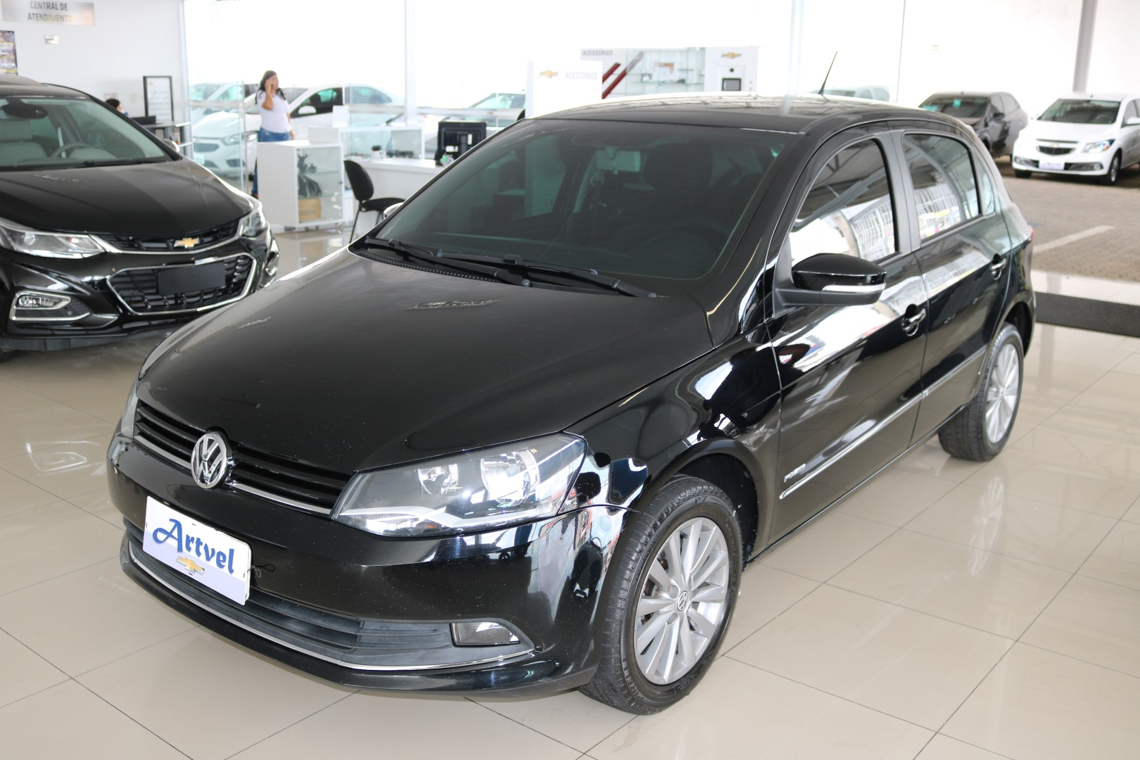 VOLKSWAGEN GOL POWER 1.6 2013