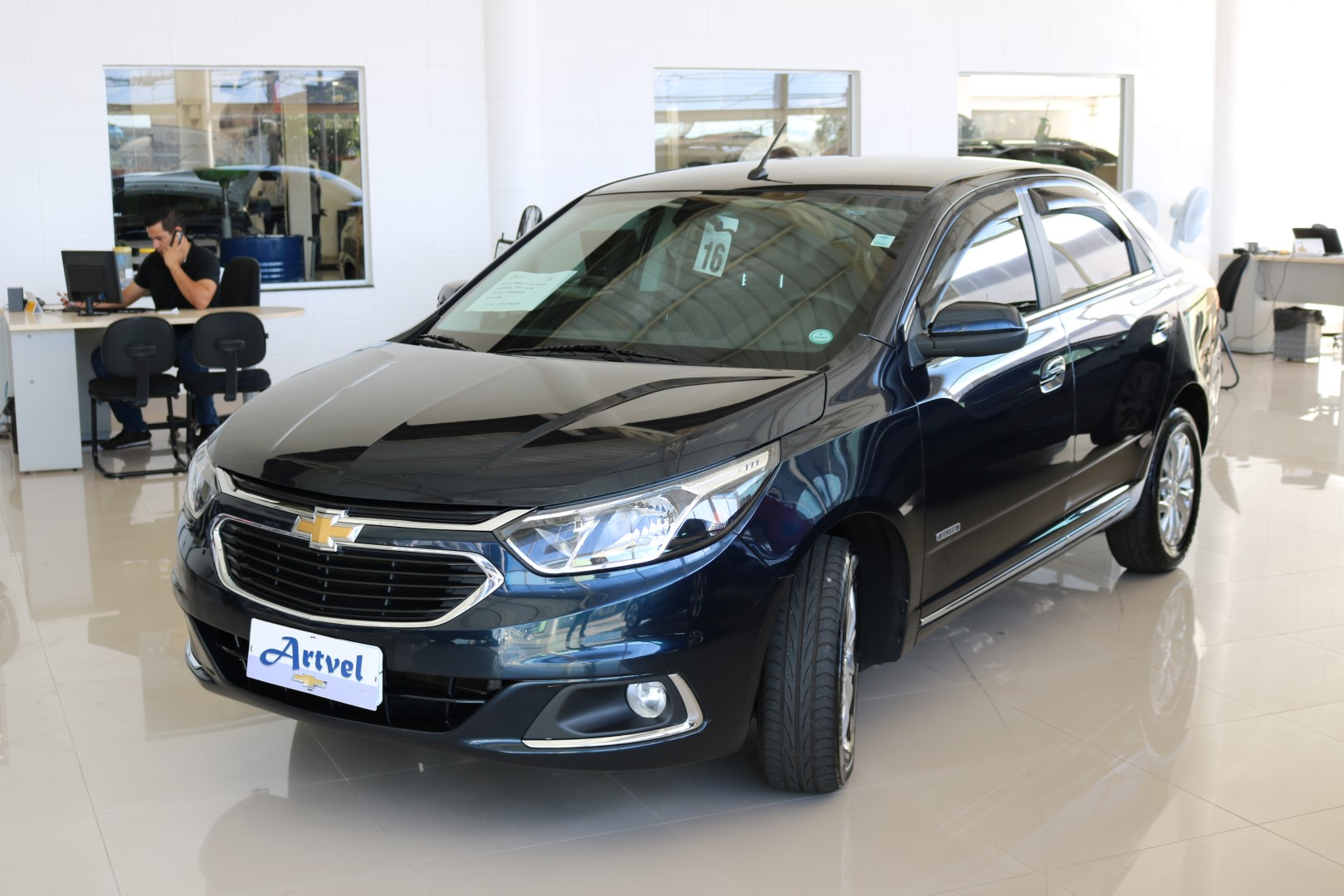 CHEVROLET COBALT ELITE 1.8 2016