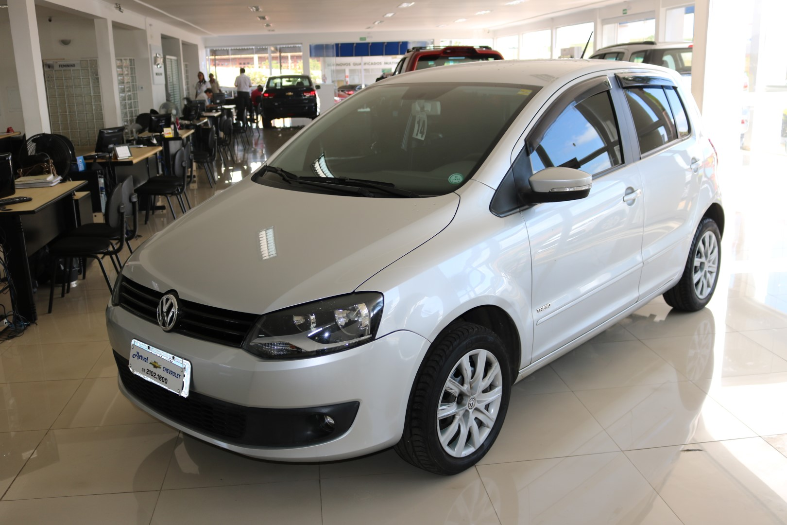 VOLKSWAGEN FOX 1.0 2014