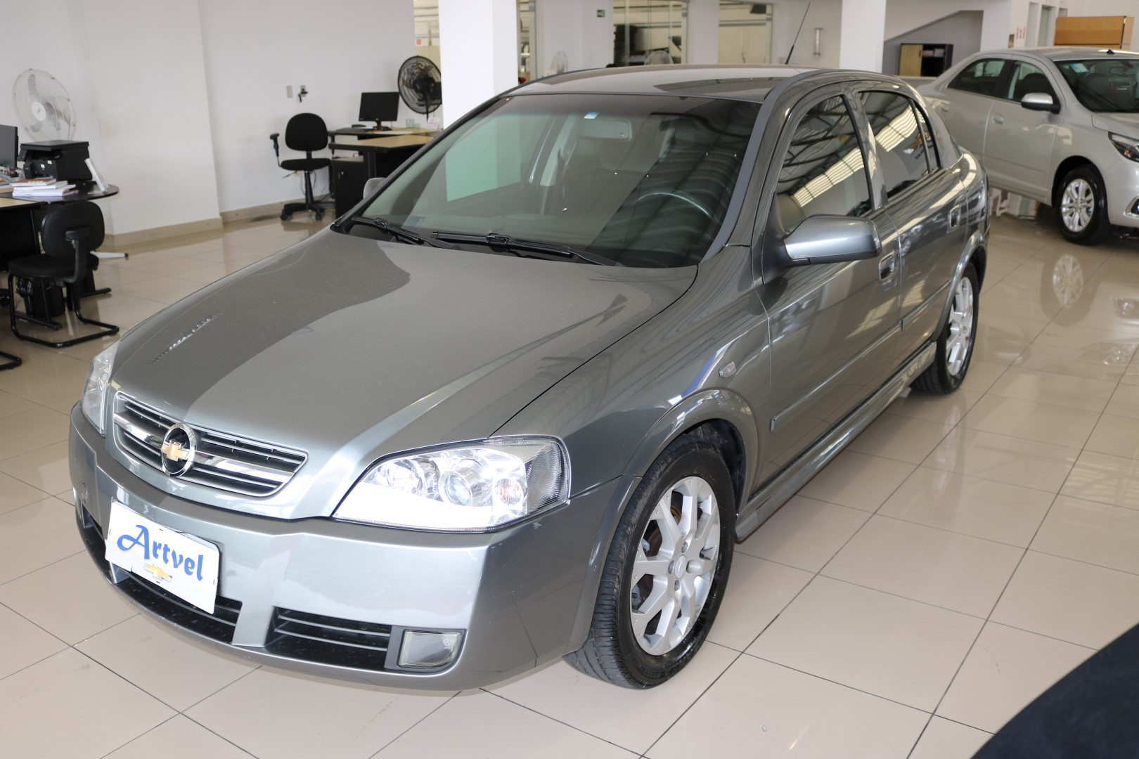 CHEVROLET ASTRA HATCH ADVANTAGE 2.0 2011