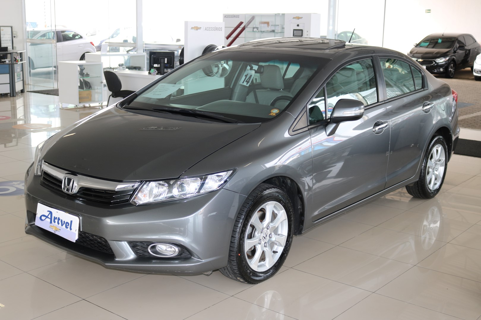 HONDA CIVIC 2.0 2014