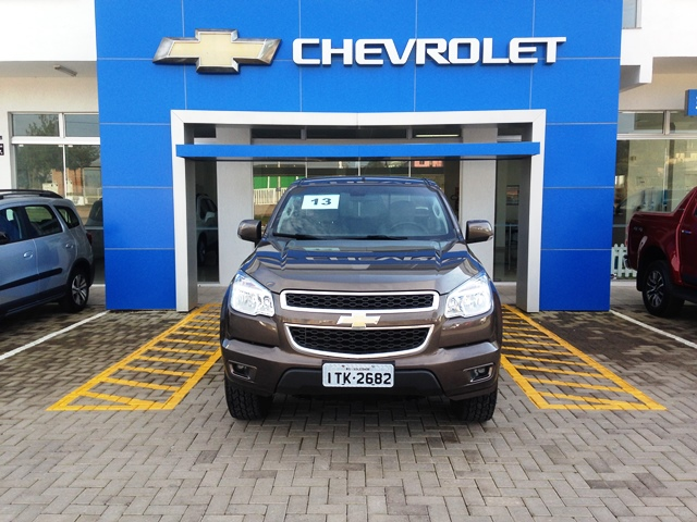 CHEVROLET S10 LT CS CS 2.4 2013