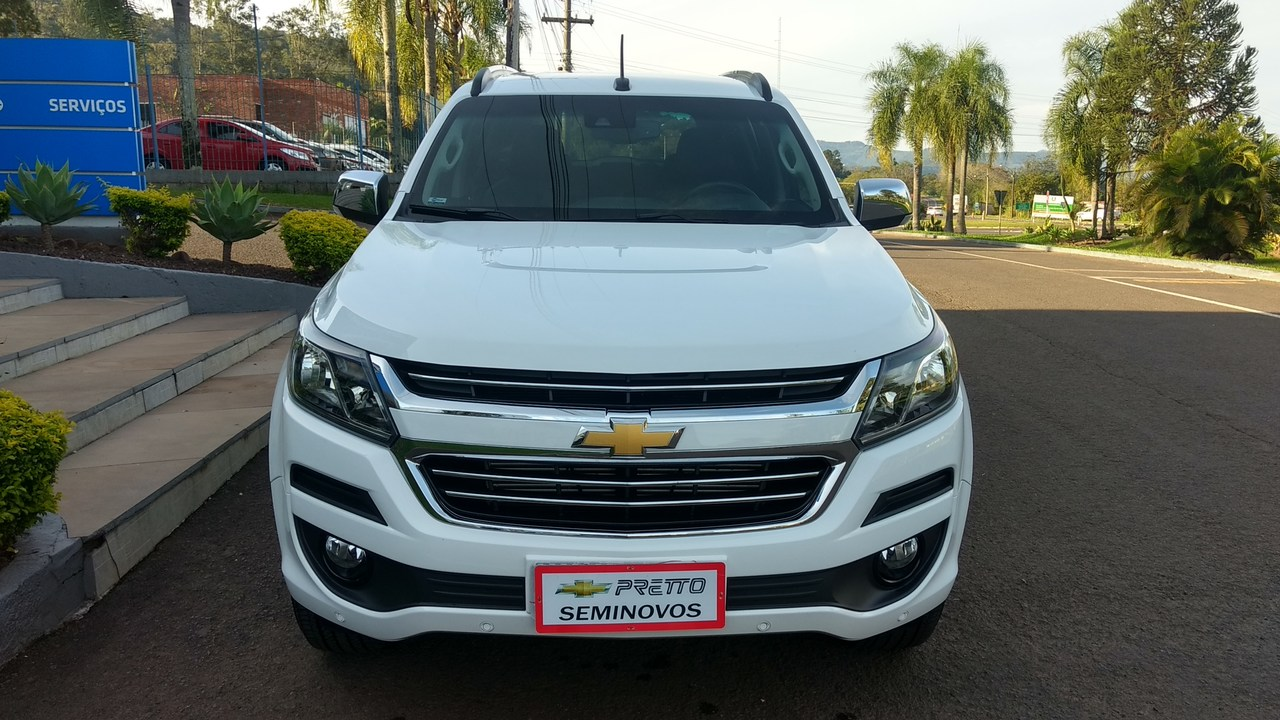 CHEVROLET TRAILBLAZER LTZ 2.8 2018