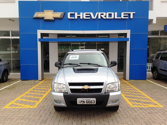 CHEVROLET S10 ADVANTAGE ADVANTAGE 2.4 2009