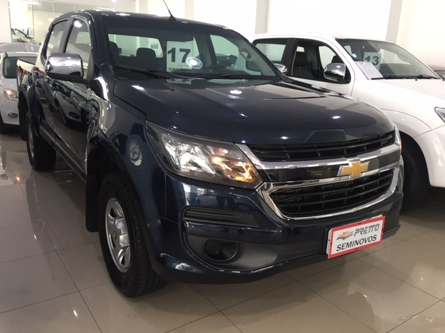 CHEVROLET S10 LS CD 2.8 2017