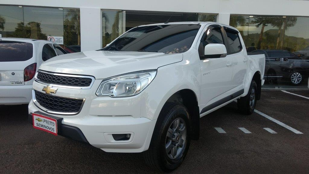 CHEVROLET S10 CD ADVANTAGE 2.4 2016