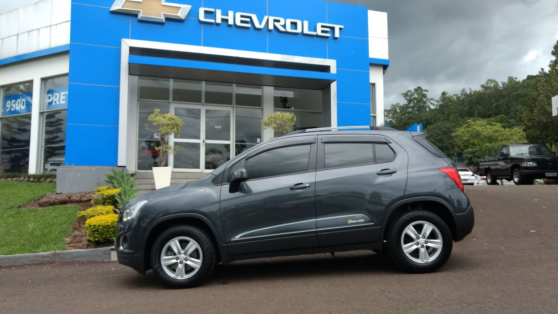 CHEVROLET TRACKER FREERIDE 1.8 2014