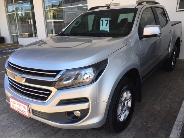 CHEVROLET S10 LT CD 2.8 2017