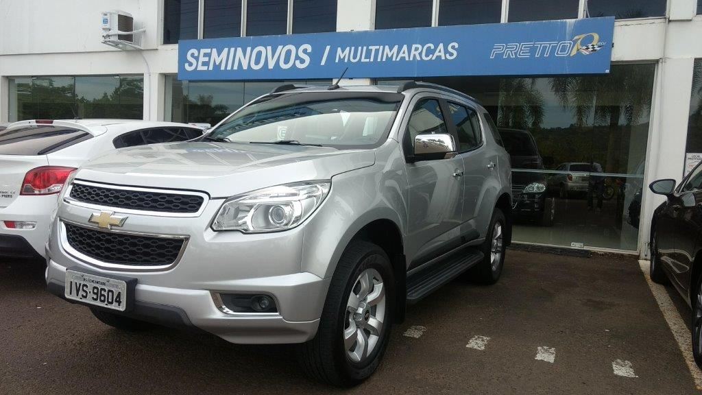 CHEVROLET TRAILBLAZER LTZ 3.6 2014