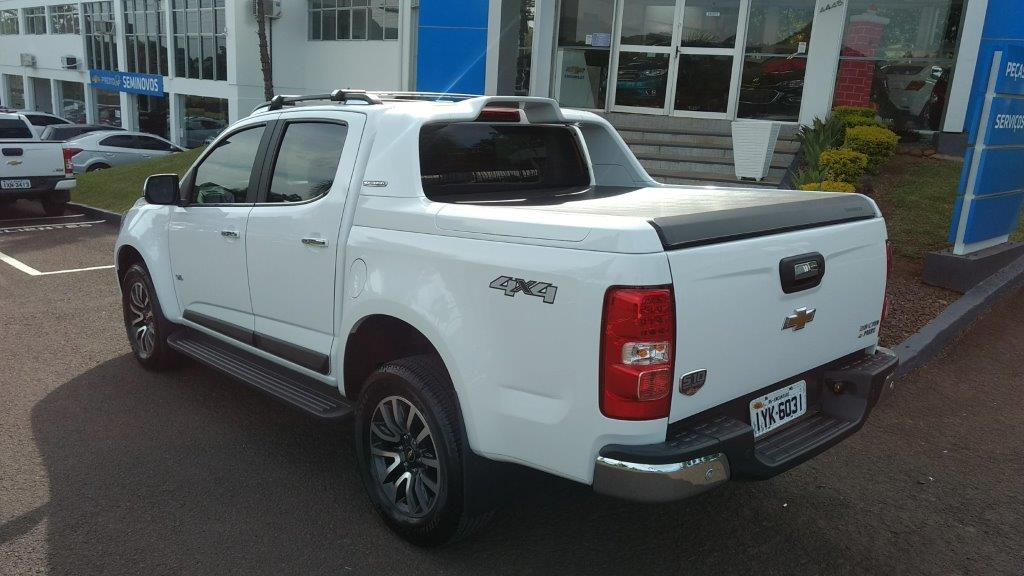 CHEVROLET S10 HIGH COUNTRY 2.8 2018