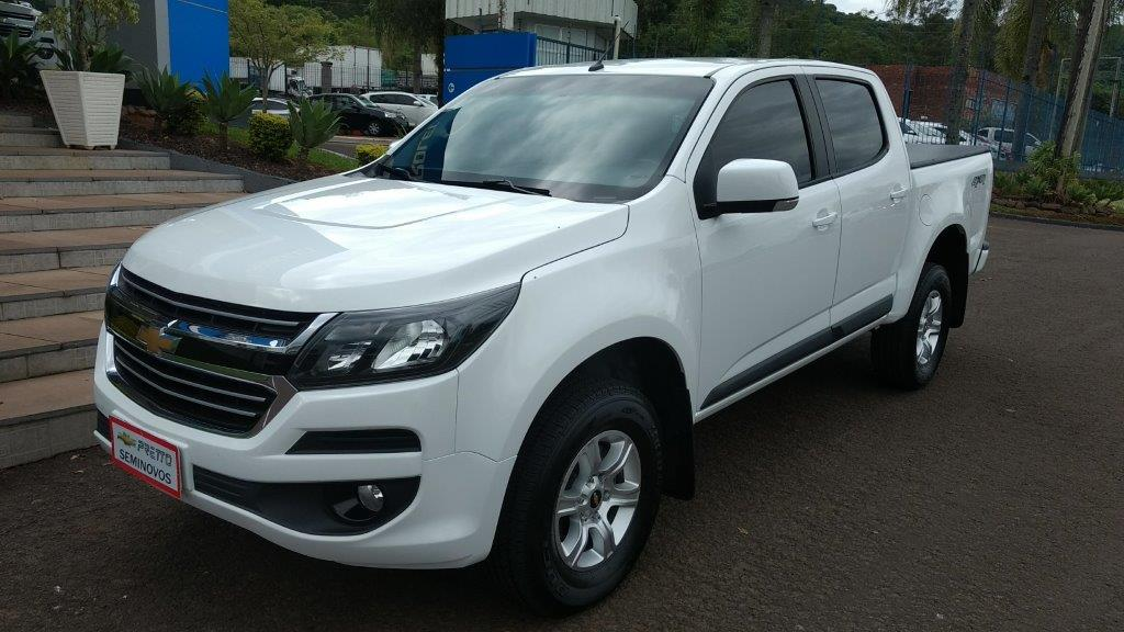 CHEVROLET S10 CD LT 2.8 2017