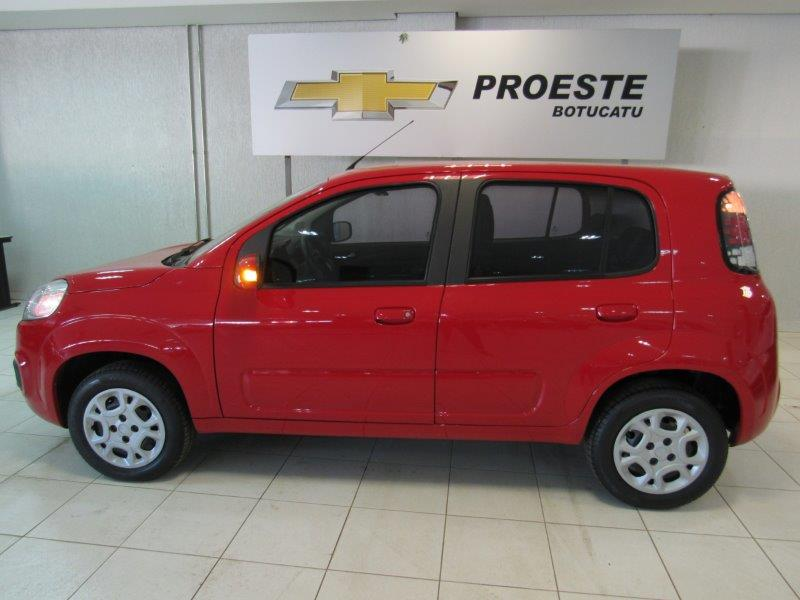 FIAT UNO 1.4 EVO Evolution 8 1.4 2015