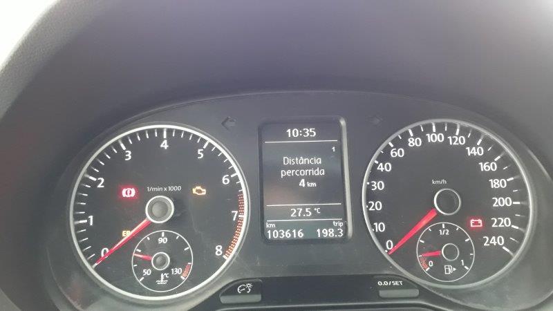 VOLKSWAGEN SPACEFOX 1.6 MI Sportli 1.6 2012